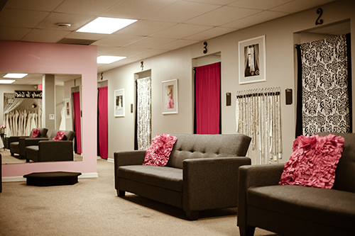 evas bridal center lounge
