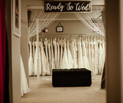 evas bridal center brides