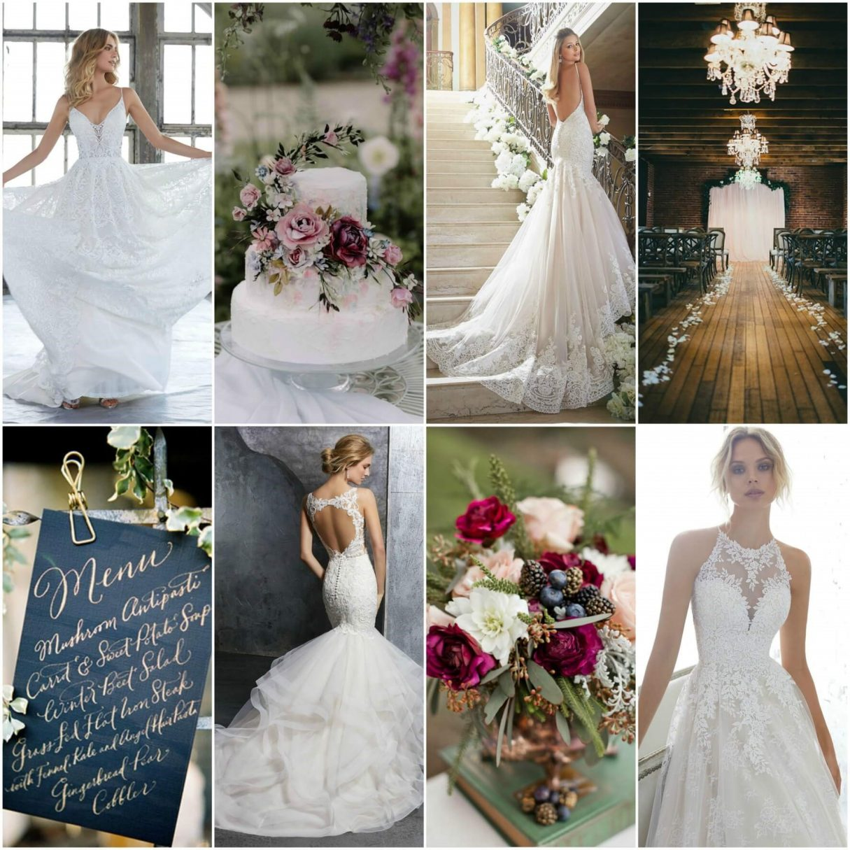 Mori Lee Collage Small
